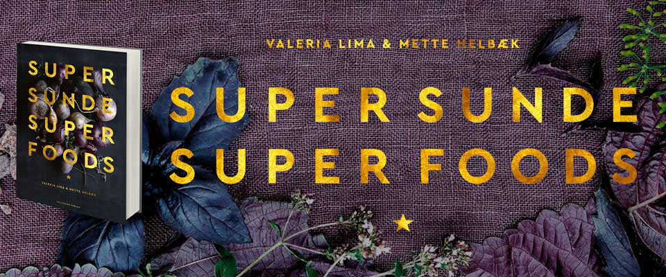 Supersunde superfoods