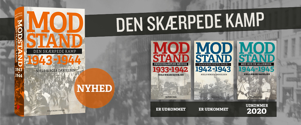 Modstand 1943-1944